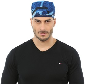 Alphaman Stylin' And Profilin' Like Da Man Men's Geometric Print Bandana
