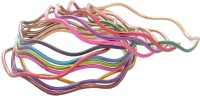 Aakshi Seven Colours OF Rainbow Metal, Alloy Bangle Set Pack Of 12