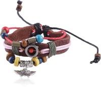 Jewelizer Faux Leather Bracelet - BBAE4SX5DQRWJGDW