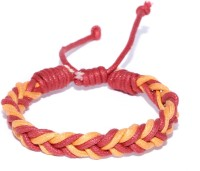 ToniQ Homme Cotton Braided Fabric Bracelet