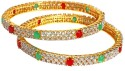 Scrunchh Alloy Bangle - Pack of 2 - BBADR7WFTQCMGDYS