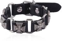 Jewelizer Faux Leather Bracelet - BBAE4SX6HJVDMRZU