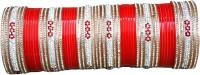 Vivah Bridal Chura Plastic Diamond Chudas Pack Of 54