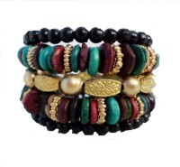 Alekip Fashion Delight Wood Bracelet