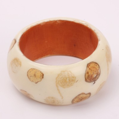 KhoobSurati Sassy Laminated Wood Bangle
