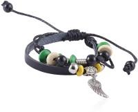 Jewelizer Faux Leather Bracelet - BBAE4SX62A7JSTEZ
