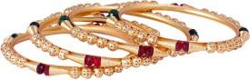 Jewels and Deals Brass Brass Bangle