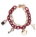 Simaya Fashion Alloy Charm Bracelet