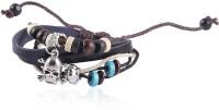 Jewelizer Faux Leather Bracelet - BBAE4SX6PVMXZWGA