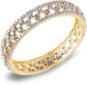 Chique Fashion Alloy Bangle - BBADR7FHSSHCWVD8