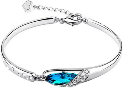 Crystal Bracelet India Cyan Charming Crystal Bracelet