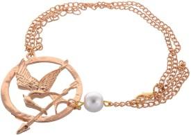 Shining Diva Alloy Bracelet