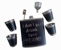 AND Retails 5 - Piece Bar Set (Stainless Steel)