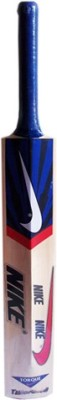 Nike Torque -Leather Kashmir Willow Cricket  Bat (Short Handle, 800-1100 g)