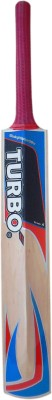 TURBO CENTURY Kashmir Willow Cricket  Bat (Short Handle, 1000 - 1050 g)
