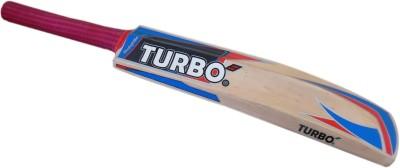 TURBO CENTURY Kashmir Willow Cricket  Bat (Short Handle, 1000 - 1050 g)