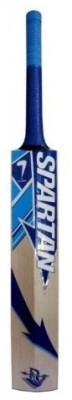 Spartan Msd 7 Warrior English Willow Cricket  Bat (Short Handle, 1190 - 1247 g)