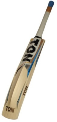 SS TON Elite English Willow Cricket  Bat (Long Handle, 900-1200 g)