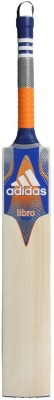 Adidas LIBRO ELITEEW English Willow Cricket  Bat (Short Handle, 1150 g)