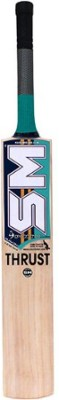 SM Thrust Kashmir Willow Cricket  Bat (Harrow, 900 - 2000 g)