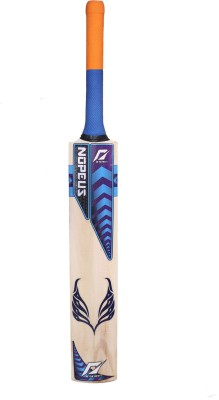 NOPEUS CHOPPER PRO BLUE PURPLE Poplar Willow Cricket  Bat (6, 1050 g)