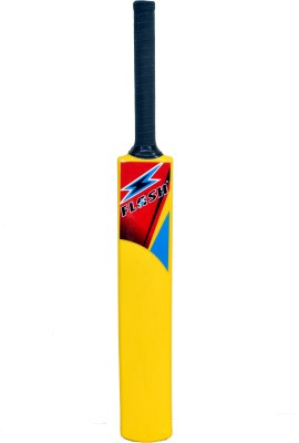 Flash Plastic Bat Alloy Cricket  Bat (5, 400-450 g)