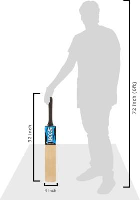 KKS Champ (6#) Poplar Willow Softball  Bat (34 inch, 450 g)