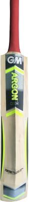 GM Argon Kashmir Willow Cricket  Bat (6, 1050 g)