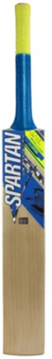SPARTAN MC RUN English Willow Cricket  Bat (Short Handle, 1590 g)