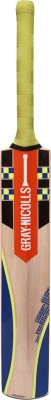 Gray Nicolls Omega Blazer Kashmir Willow Cricket  Bat (Short Handle, 700-1200 g)