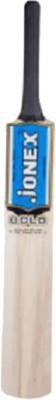 JJ Jonex TENNIS BALL CLUB Willow Cricket  Bat (Long Handle, 900-1000 g)