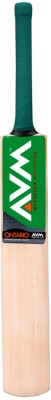 AVM Ontario Kashmir Willow Cricket  Bat (Short Handle, 1025 g)