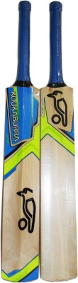Kookaburra Verve -EST 1890 English Willow Cricket  Bat (Short Handle, 900-1200 g)