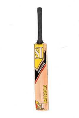 SI THUNDER Kashmir Willow Cricket  Bat (6, 1050 - 1150 g)