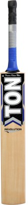 SS Ton Revolution Kashmir Willow Cricket  Bat (Short Handle, 1200 g)