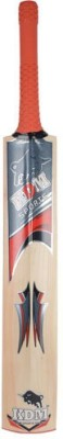 KDM Sports EMPEROR Kashmir Willow Cricket  Bat (Long Handle, 1250 g)
