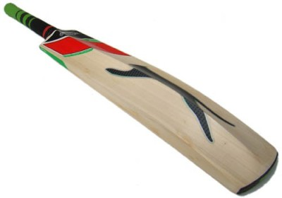 Slazenger V600 Ultra English Willow Cricket  Bat (Short Handle, 700-1200 g)