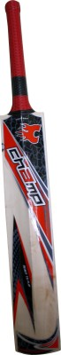 Champ Fighter English Willow Cricket  Bat (Short Handle, 1050-1150 g)