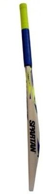 Spartan Msd 7 Bullet English Willow Cricket  Bat (Short Handle, 1190 - 1247 g)