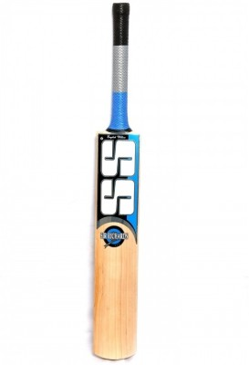 SS Sir Richards English Willow Bamboo Cricket  Bat (Short Handle, 1160 - 1220 g)