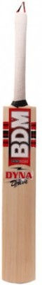 BDM Dynadrive Kashmir Willow Cricket  Bat (Short Handle, 1200 g)