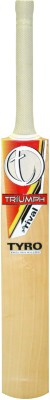 Triumph Tyro Rival Junior English Willow Cricket  Bat (6, 1000-1200 g)