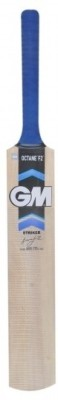 GM Octane F2 Striker Kashmir Willow Cricket  Bat (Long Handle, 1200 - 1400 g)