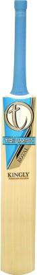 Triumph Kingly English Willow Cricket  Bat (Short Handle, 1100-1280 g)