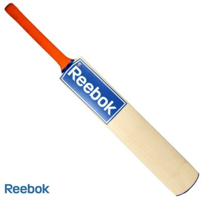 Reebok Dhoni English Willow Cricket  Bat (Long Handle, 1000 - 1250 g)