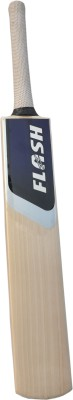 Flash Centurion English Willow Cricket  Bat (Long Handle, 1125 g)