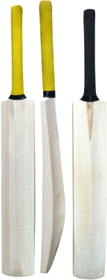 RUDRA SEASON Kashmir Willow Cricket  Bat (34 inch, 1100 - 1200 g)