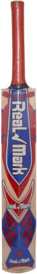 Real Mark Smasher Kashmir Willow Cricket  Bat (4, 600-1000 g)