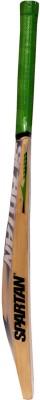 Spartan MSD Run Kashmir Willow Cricket  Bat (Short Handle, 1000 g)