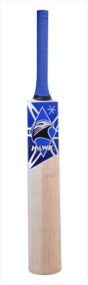 Hawk Bomber Kashmir Willow Cricket  Bat (Short Handle, 1100-1125 g)
